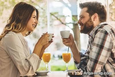 ابراز کردن عشق به همسر