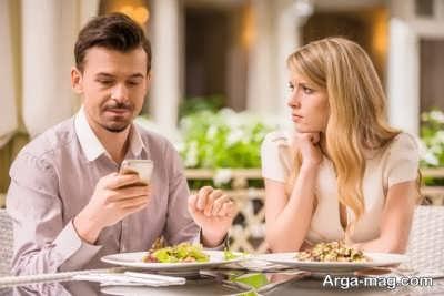 اعلام عشق و علاقه به همسر