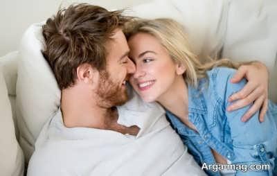 چگونگی ابراز علاقه به همسر