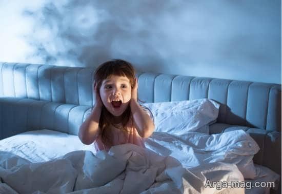 عوامل مشکل ساز وحشت در خواب