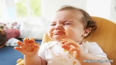 تغذیه برای کودک سیزده ماهه