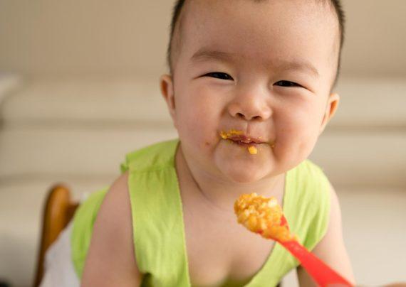چگونگی تنظیم برنامه تغذیه کودک سه ساله