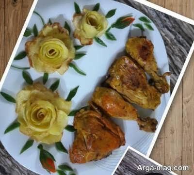 دورچین غذای ایرانی