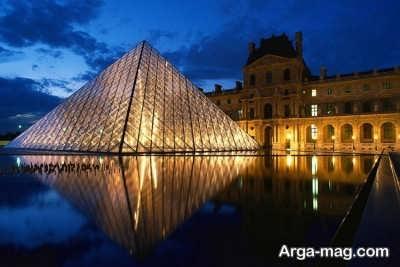 زیبایی های گردشگری کشور فرانسه