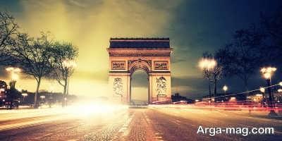 آثار تاریخی کشور فرانسه