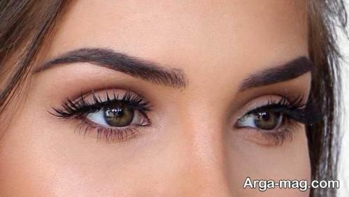 آرایش چشم زیبا و متفاوت