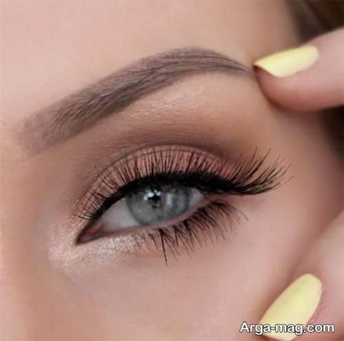 آرایش چشم ساده و خاص