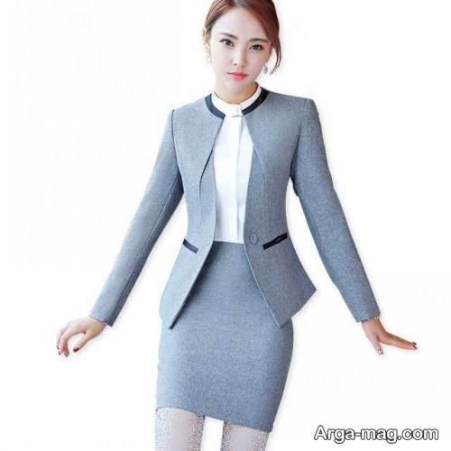 کت دامن شیک دخترانه