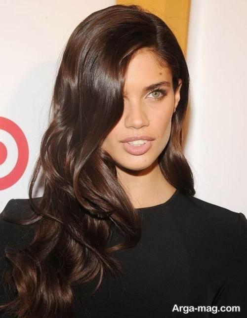 مدل رنگ موی مناسب زنان میانسال