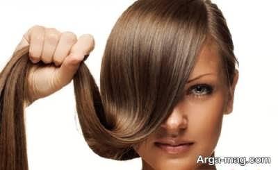 نرم کننده طبیعی موی سر