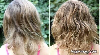 داشتن رنگ موی روشن با روش های طبیعی
