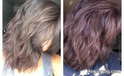 هایلایت طبیعی مو با راهکارهای خانگی