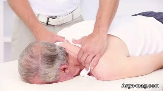 شیوه های درمان آرتروز گردن