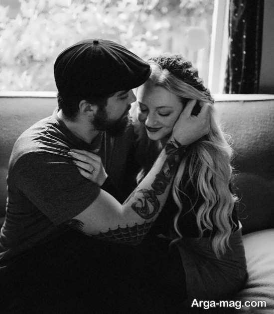 تصویر دیدنی و جالب عاشقانه خفن