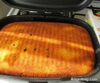 طرز تهیه کیک گوشت بدون فر خوشمزه در منزل