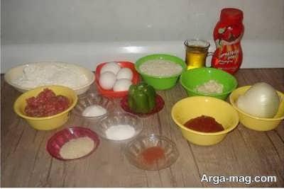طرز تهیه کیک گوشت بدون فر با طعم ویژه در خانه