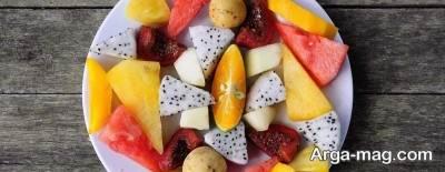 دستور تهیه کمپوت با میوه های مختلف