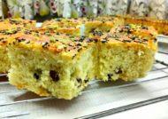طرز تهیه کیک تخته ای با طعم به یاد ماندنی