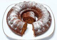 طرز تهیه کیک با شیره انگور