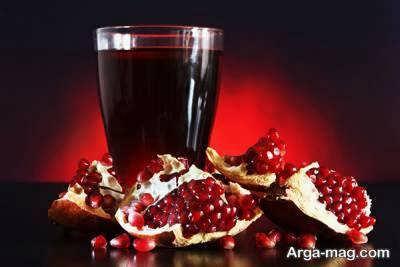 شیوه تهیه شربت انار با طعمی و مزه ای جادویی