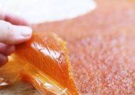 طرز تهیه لواشک پرتقال با طعم عالی و بینظیر