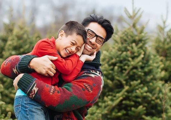 بهبود رابطه پدر و پسر