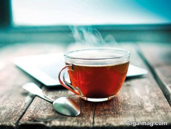 بالا بردن انرژی روزانه با نوشیدن چای