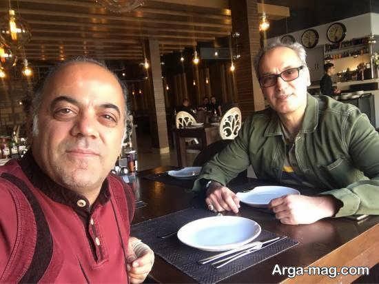 شرح زندگی جواد افشار کارگردان سریال های تلویزیونی و تله فیلم ها