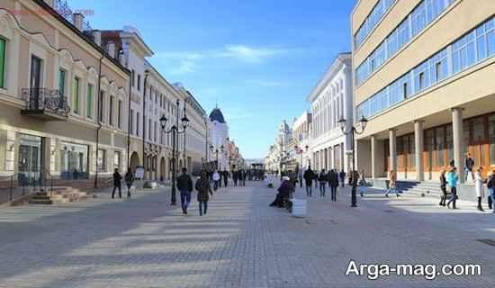 خیابان کازان