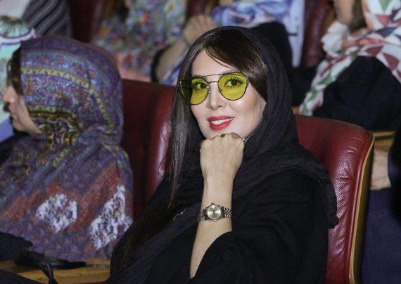 لیلا بلوکات بازیگر جذاب و با استعداد ایرانی