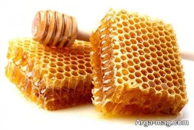 استفاده با موم عسل مانوکا