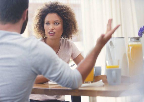 داشتن همسر ایراد گیر سلامت روان شما را تهدید می کند