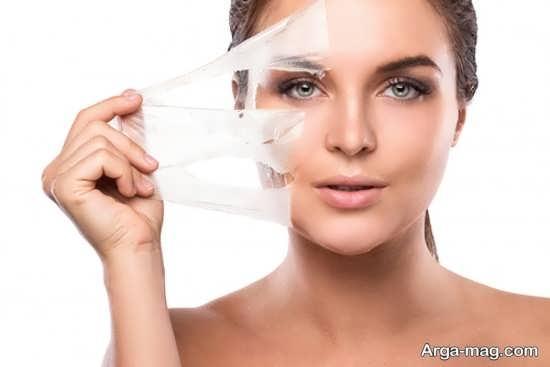 ماسک سفیده تخم مرغ برای از بین بردن منافذ پوست