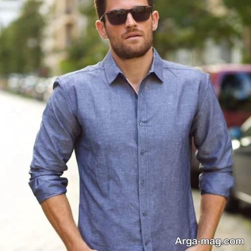 پیراهن مردانه جدید