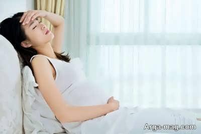 بیماری میگرن در دوران حاملگی