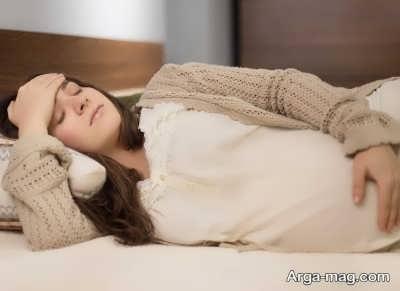 روش های مقابله با میگرن در حاملگی