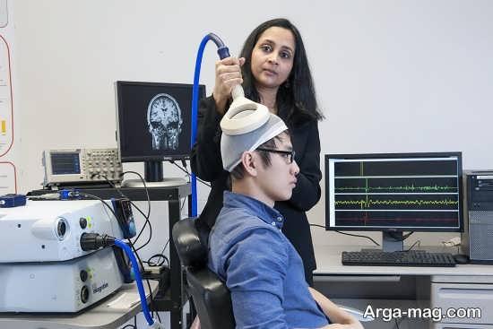 اثرات درمان تحریک مغزی بر کاهش افسردگی