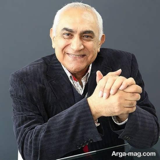 عکس و تاریخچه زندگی ناصر ممدوح