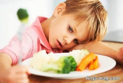 اشنایی با غذاهای مورد نیاز بدن کودکان