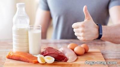 برنامه غذایی برای چاقی در یک ماه