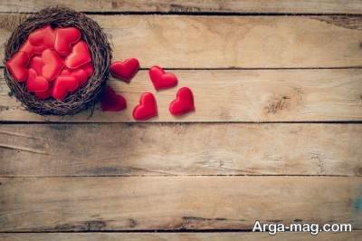 متن مفهومی و خاص در مورد عشق