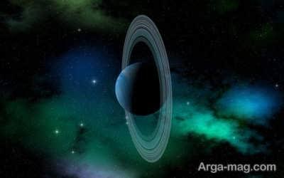حلقه ها در سیاره اورانوس