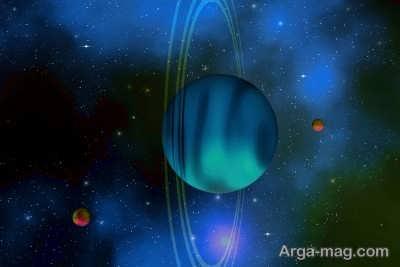 قمرهای سیاره اورانوس