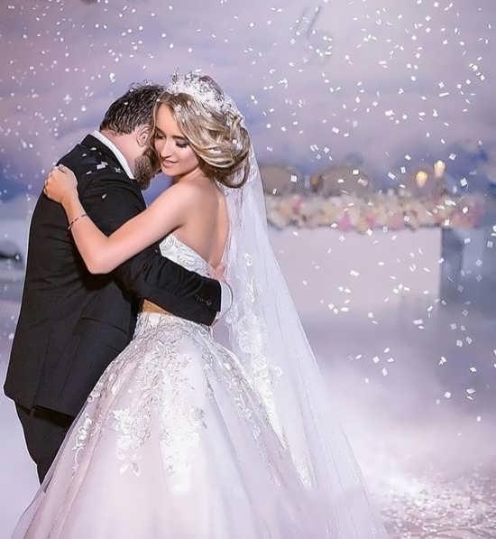 عکس جدید عروس و داماد