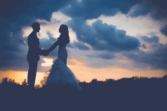 عکس دیدنی و جالب عروس و داماد