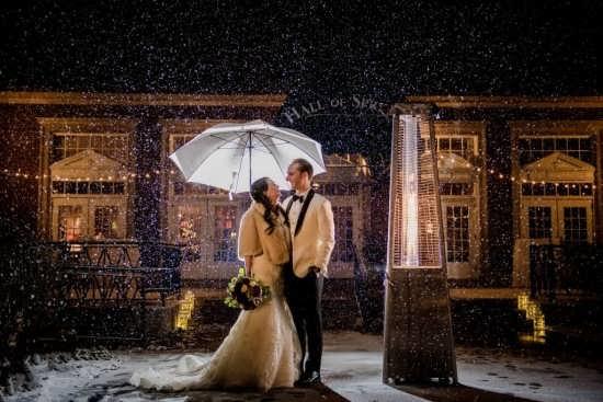 عکس شیک عروس و داماد