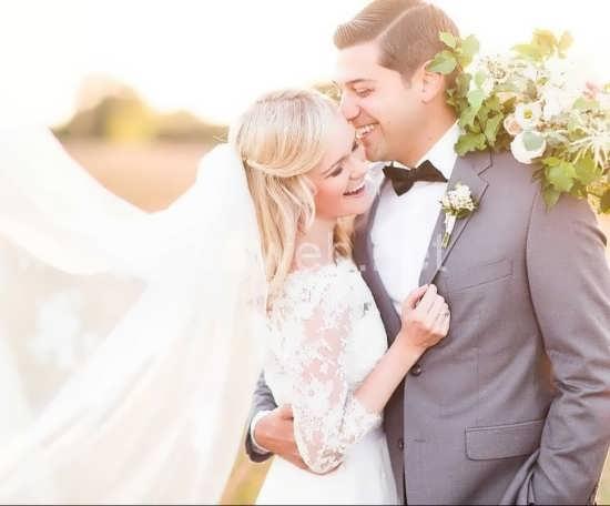 گالری شیک عکس پروفایل عروس و داماد