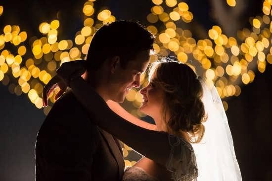 عکس عاشقانه عروس و دامادبرای تلگرام