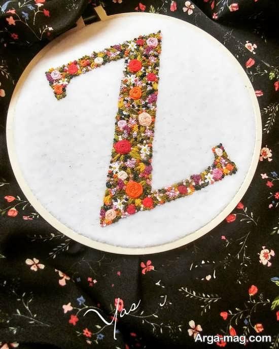 عکس پروفایل حرف Z با طرح های خاص و گل
