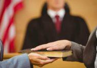 آشنایی با مجازات شهادت دروغ
